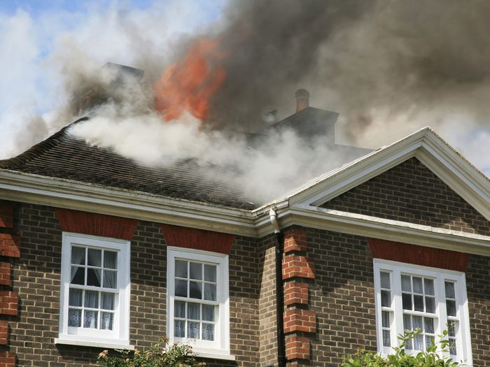 Myths about fire