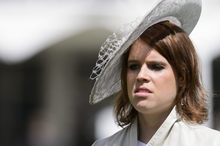 Princess Eugenie in 2015