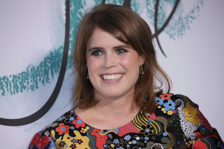 Princess Eugenie in 2017