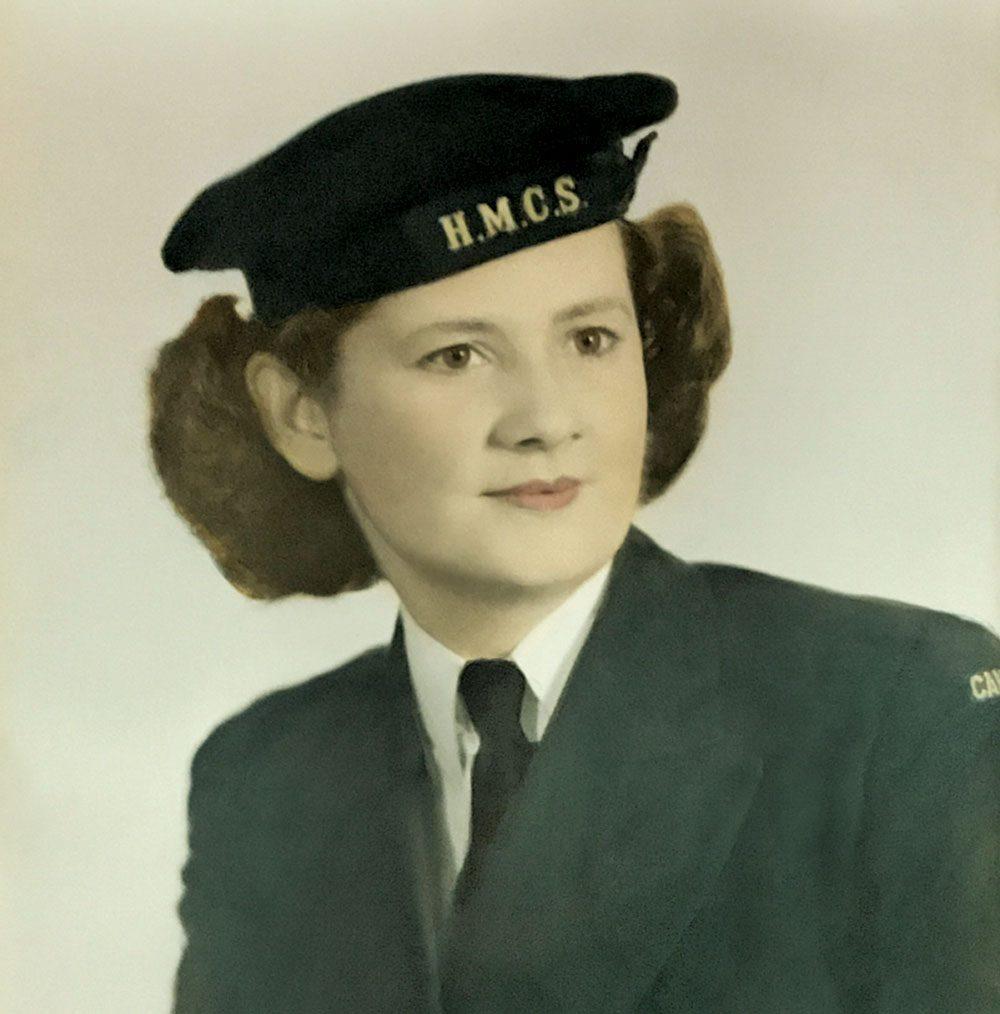 Helen Betsy Mitchinson