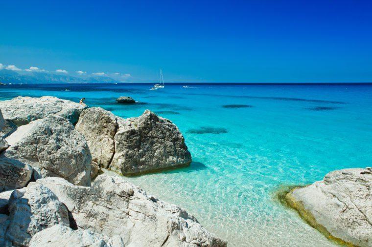 Cala goloritze, Sardinia - Italy