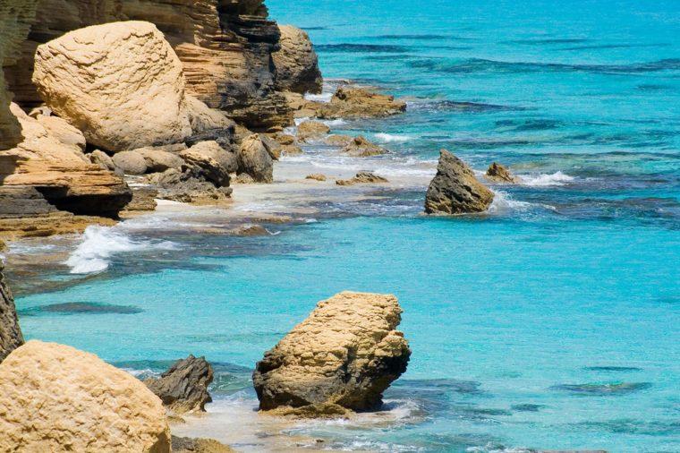 Agiba-Beach at Marsa Matruh Ã?gypten