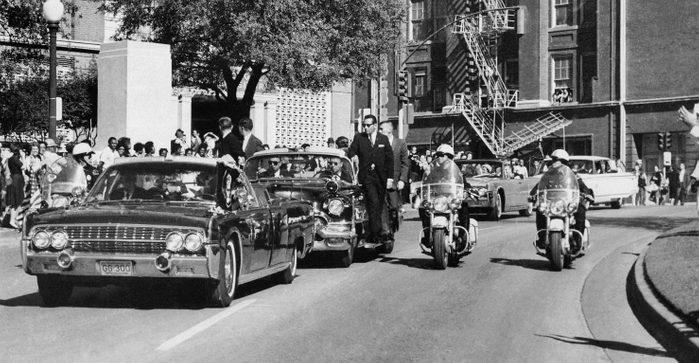 John F. Kennedy, Jacqueline Kennedy, John Connally
