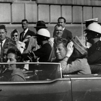 Is This the Last Photo Ever Taken of JFK?