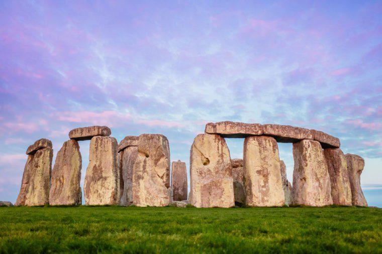 Stonehenge at Dawn