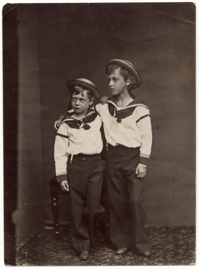 "Prince George and Prince Edward ""Albert"""