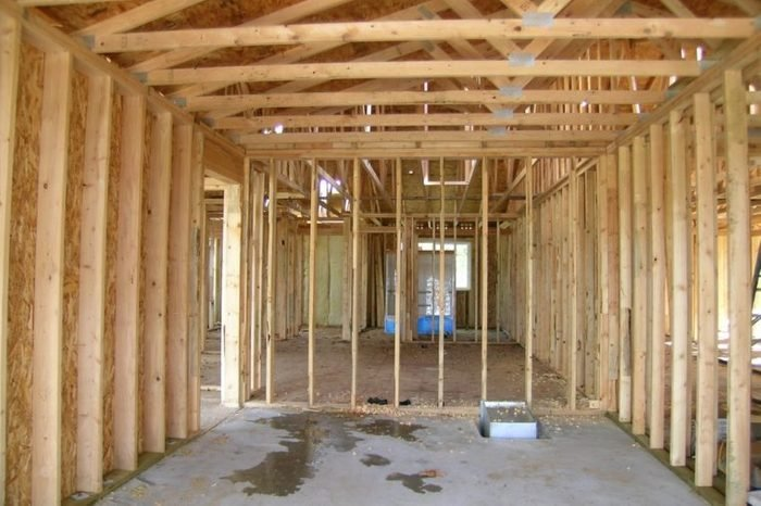 Construction - Framed Interior