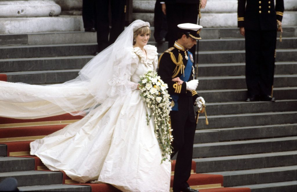 Wedding of Prince Charles and Lady Diana Spencer, London, Britain