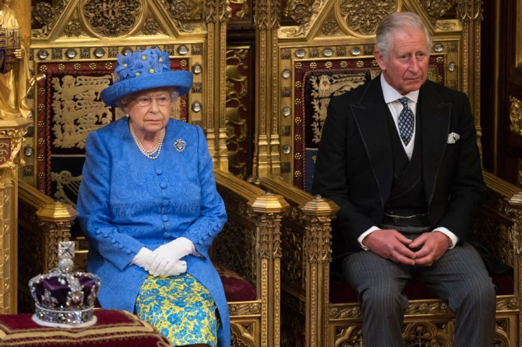 State Opening Of Parliament, London, UK - 21 Jun 2017
