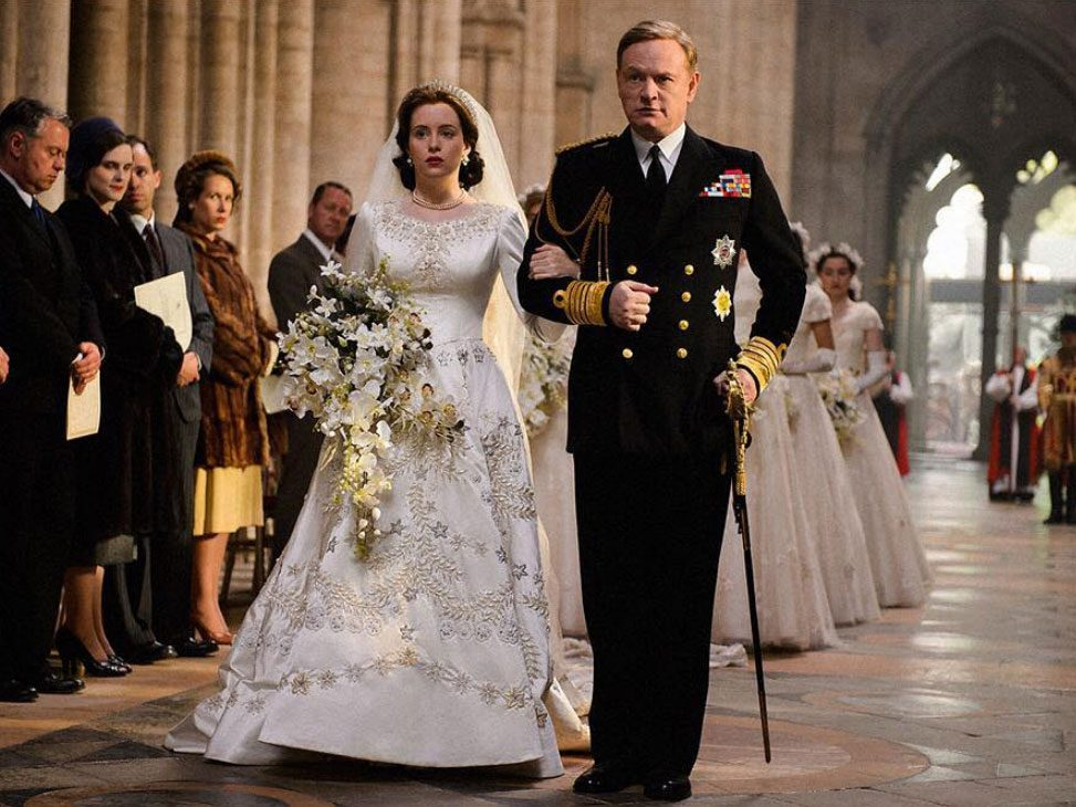 The Crown quotes - Elizabeth and King George VI