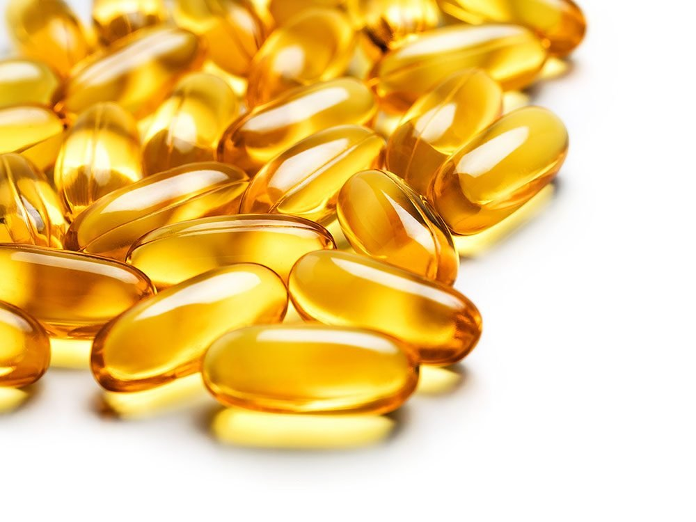 Treat canker sores with vitamin E