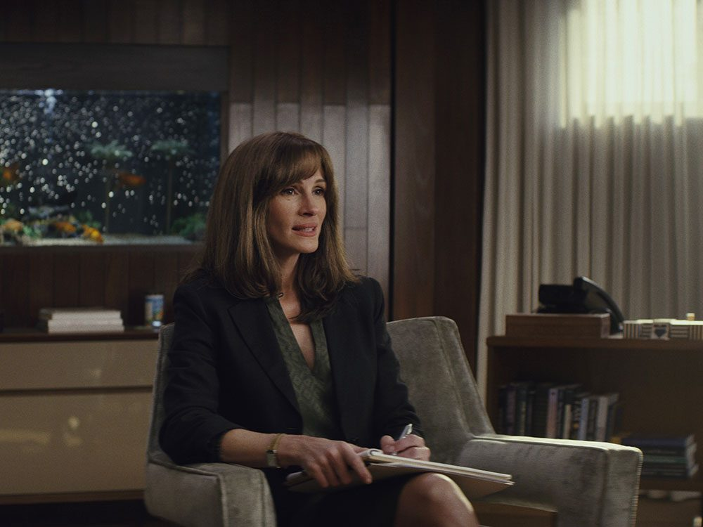 "Julia Roberts in ""Homecoming"""