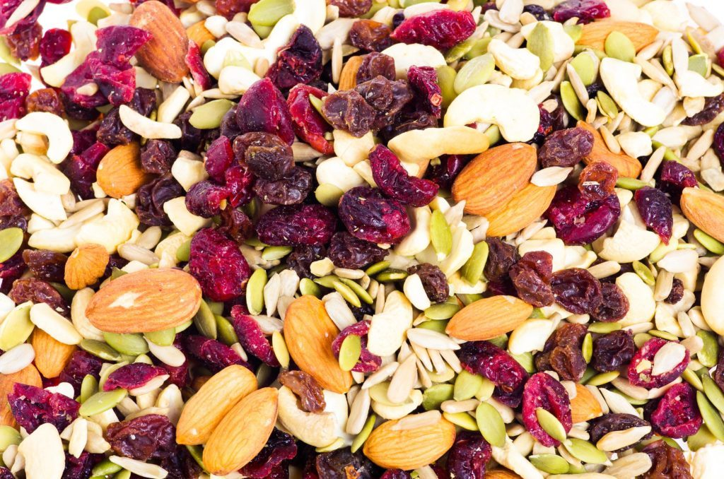 8 ways to hate junk food trail mix
