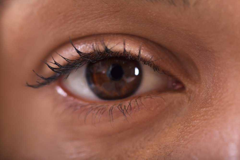 Extreme Close-up Photo Of African Woman's Eye