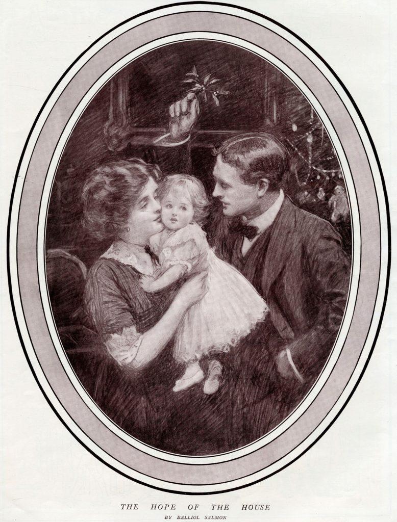 Old Christmas photo