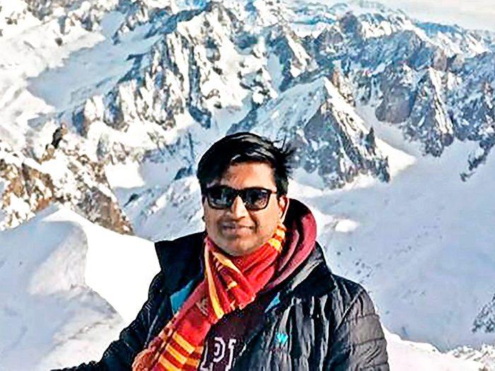 Karttikeya Mangalam: engineering a rescue