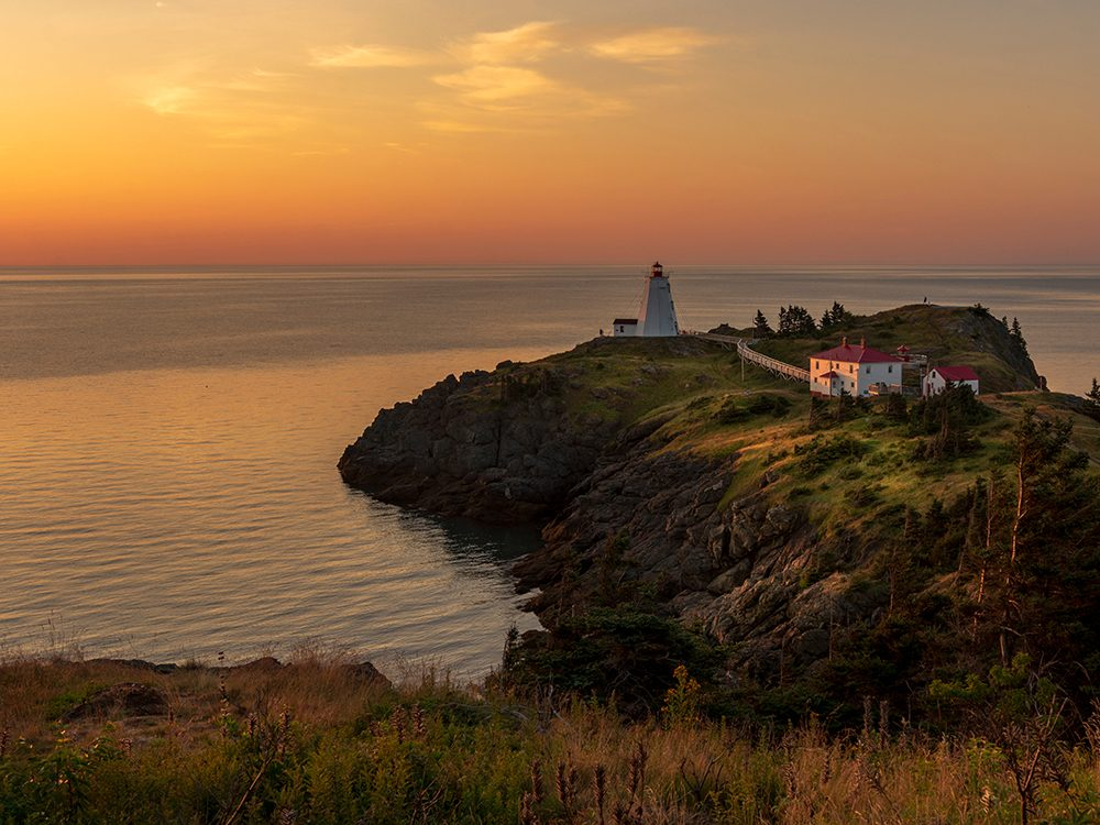 Best small islands: Grand Manan Island