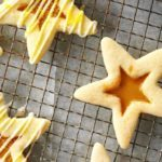 Butterscotch Eggnog Stars