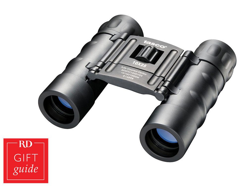 Canadian Gift Guide - Canadian Tire binoculars