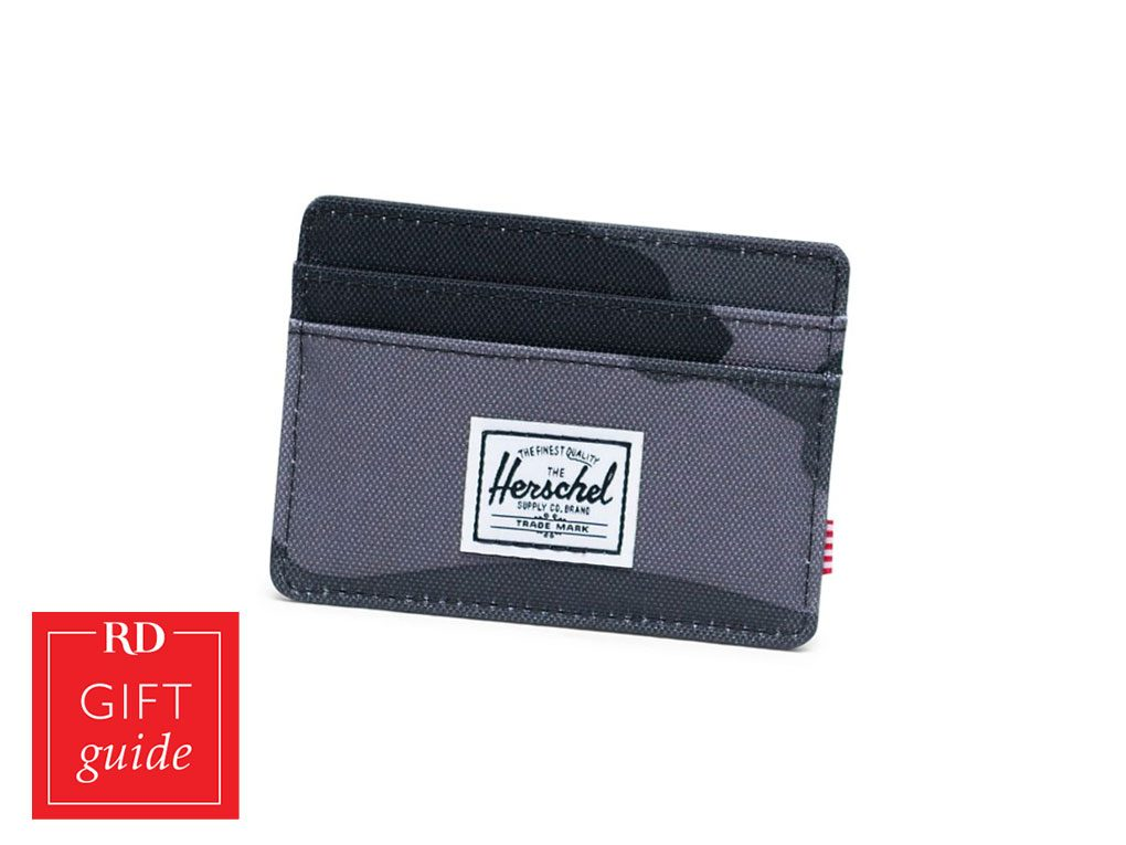 Canadian gift guide - Herschel card wallet