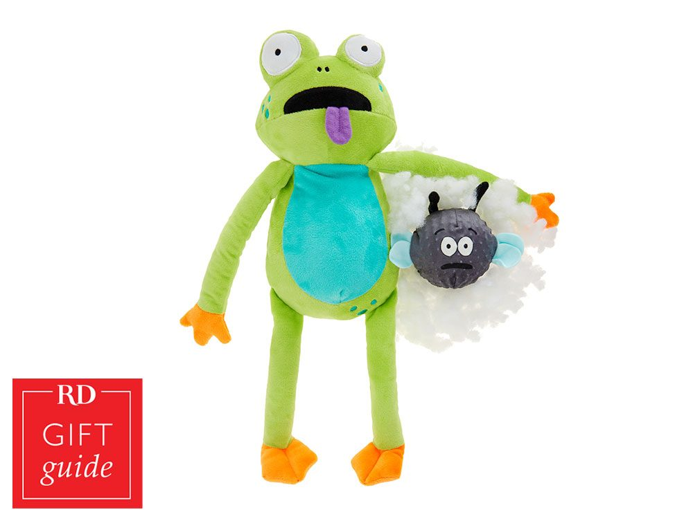Canadian Gift Guide - OMG Surprise dog toy PetSmart