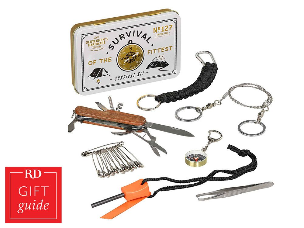 Canadian Gift Guide - Survival Kit Drake General Store