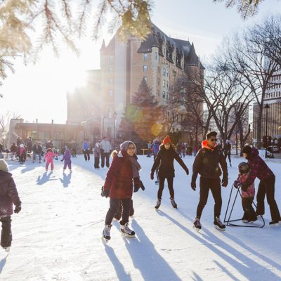 Christmas in Canada: Saskatoon