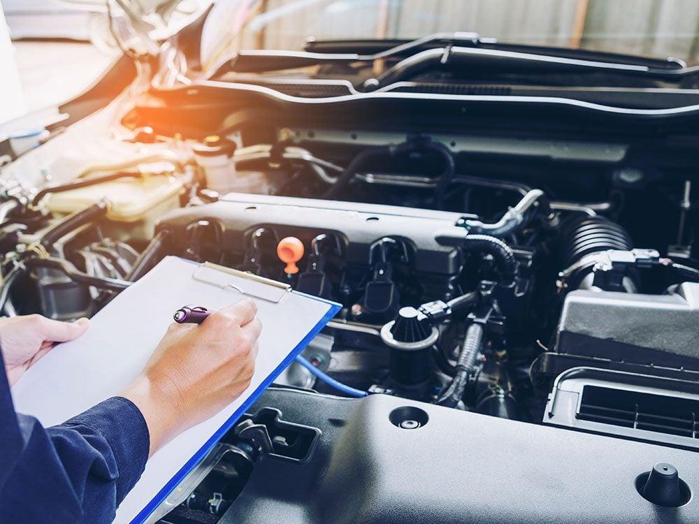 Essential car maintenance services