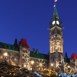 Facts about Christmas in Canada