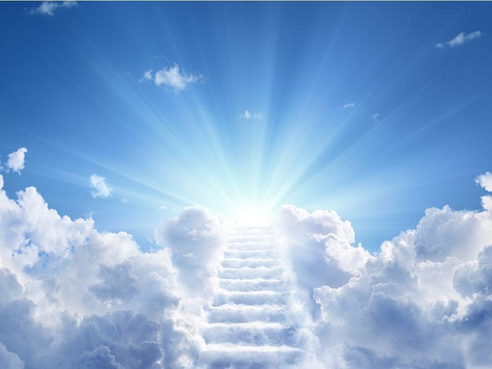 Graphic of heaven