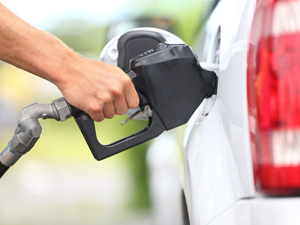 Get better gas mileage and improve fuel economy