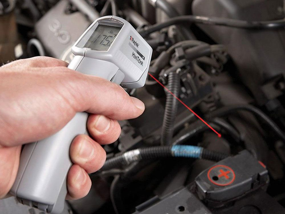 Get better gas mileage by replacing a failed thermostat