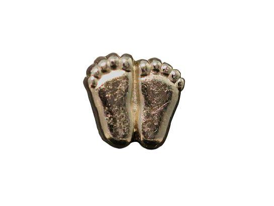 Rare pin collection: Precious feet