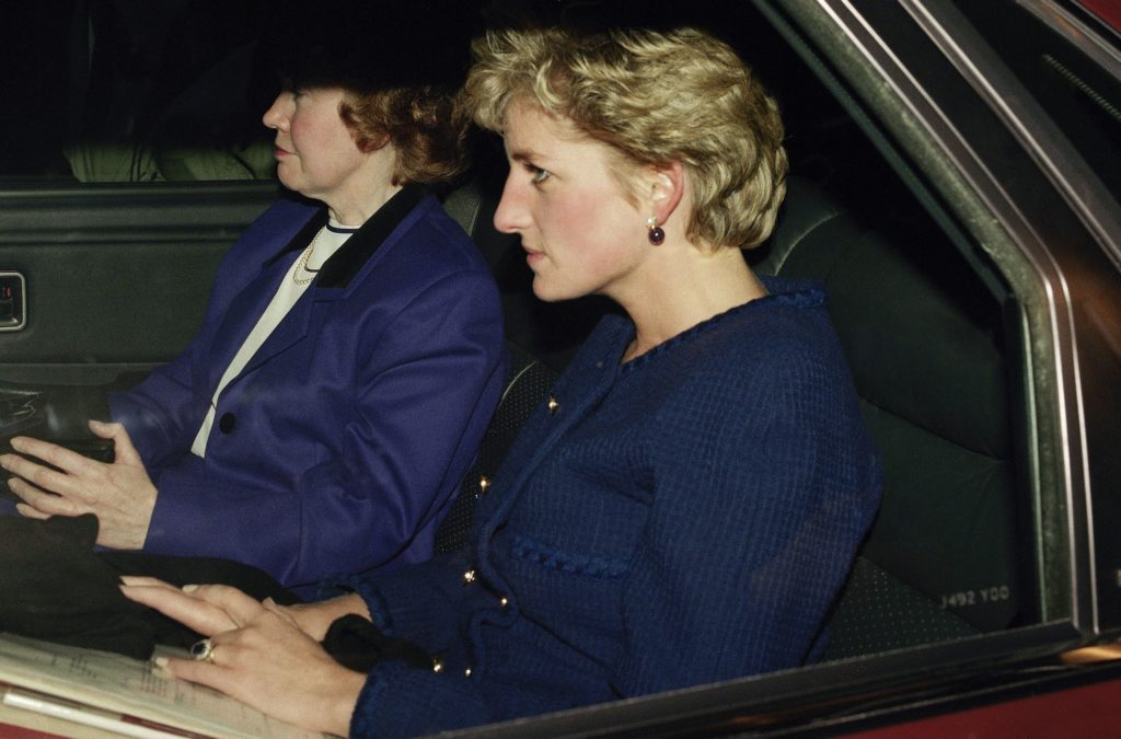 Princess Diana, London, Gbr Xen