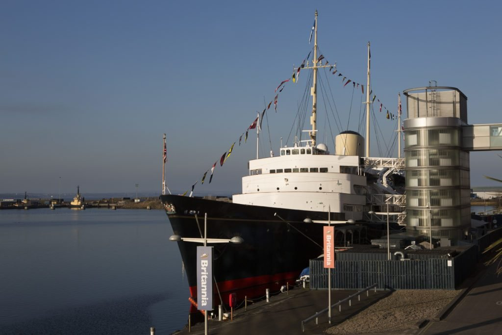 Royal yacht Britannica