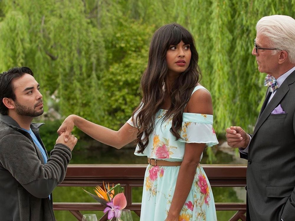 The Good Place quotes - Tahani