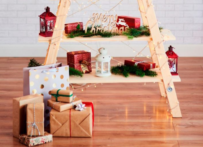 12 Cool Traditional Christmas Tree Alternatives