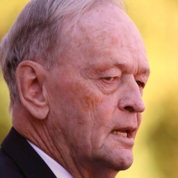 15 Minutes with Former Prime Minister Jean Chrétien