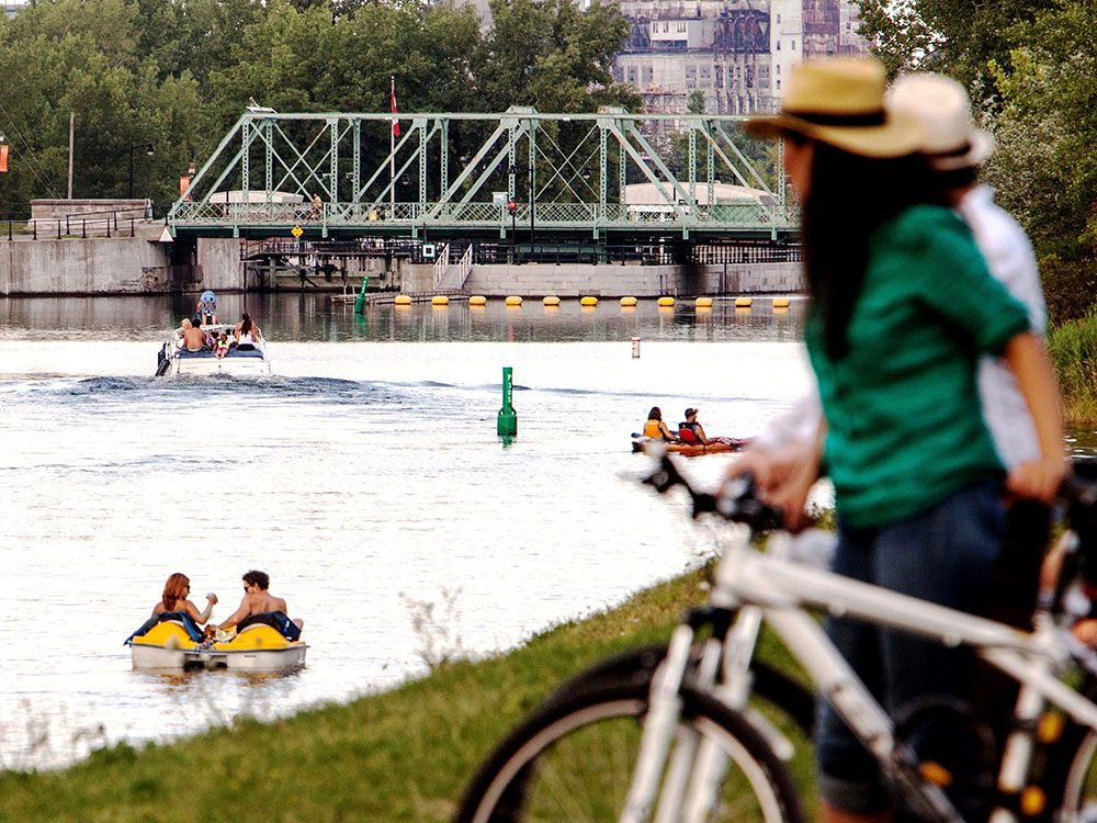 Montreal's Lachine Canal