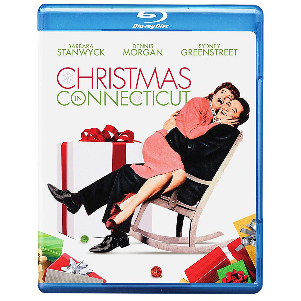 Best Christmas Movies: Christmas in Connecticut