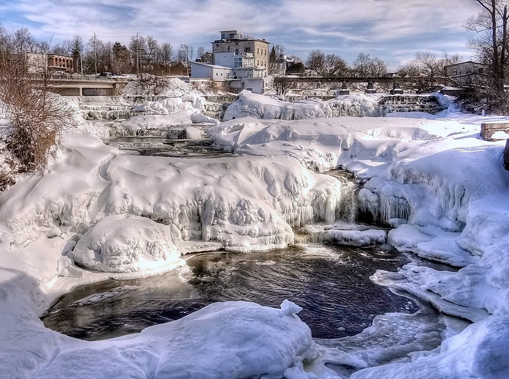 Christmas in Canada: Almonte, Ontario