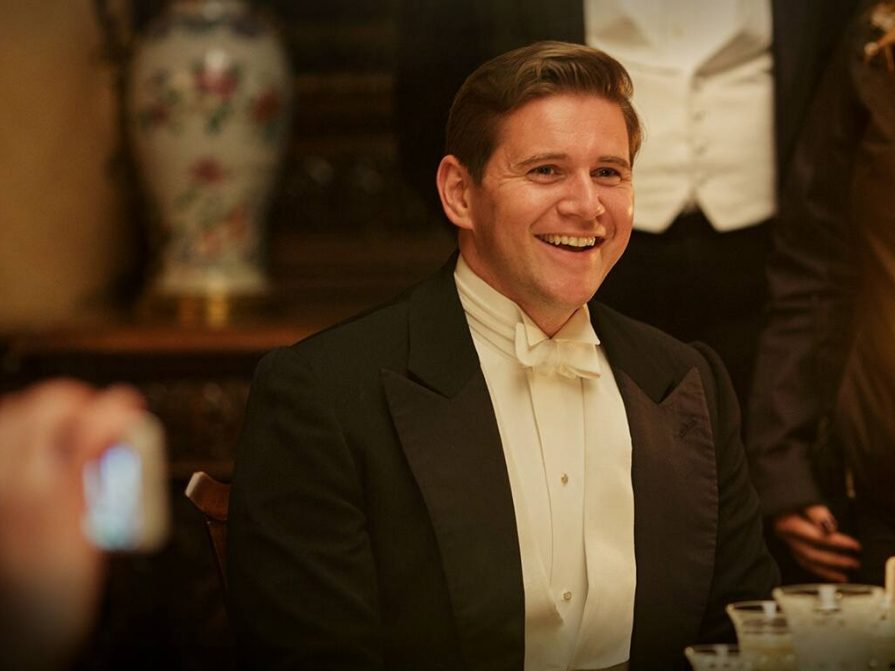 Downton Abbey quotes from Branson
