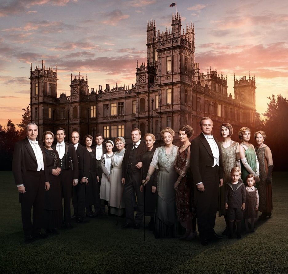 Downton Abbey quotes from the full cast