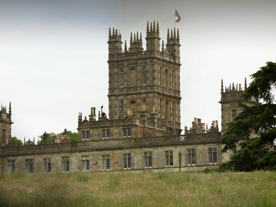 Downton Abbey quotes - Highclere Castle