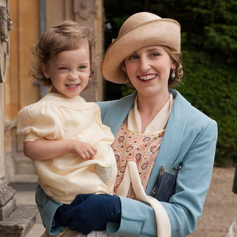 Downton Abbey quotes from Lady Edith