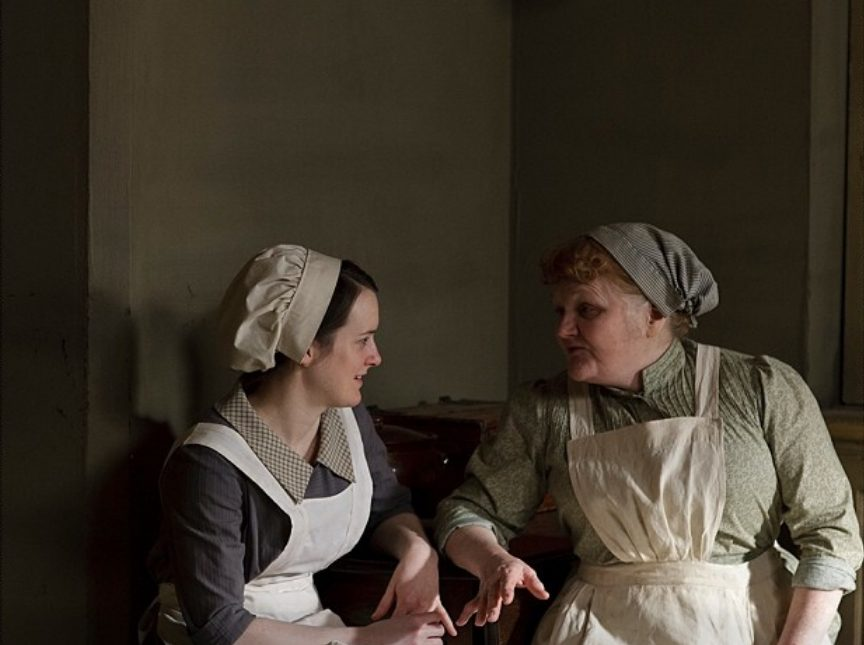 Downton Abbey quotes from Mrs Patmore