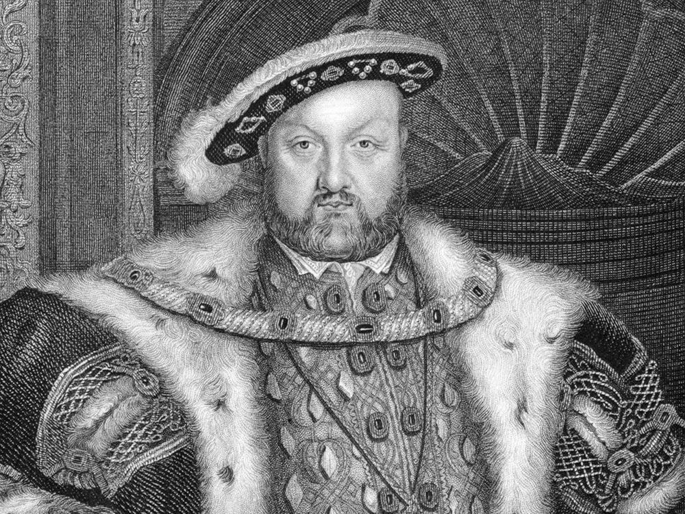 History jokes about Henry VIII