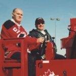 This Man Travelled 13,000 Kilometres Across Canada—By Zamboni