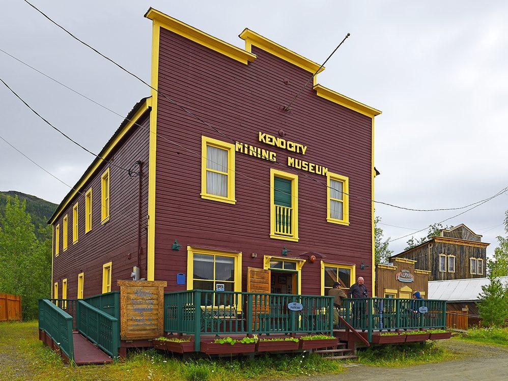Keno City, Yukon