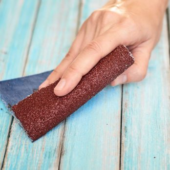 11 Smart Uses For Sandpaper You'll Wish You Knew Sooner